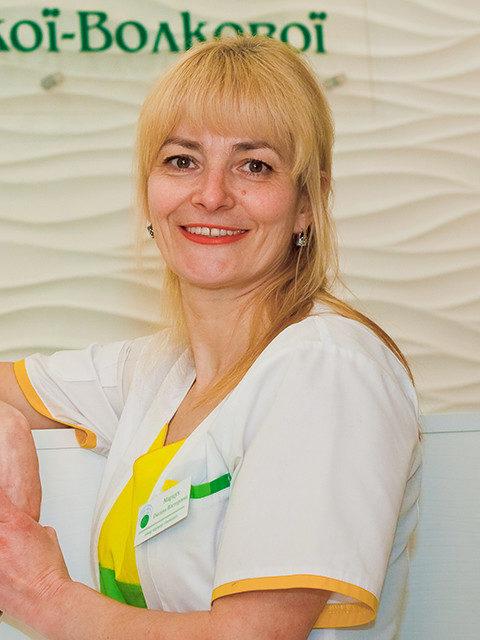 Марцух Оксана Вікторівна